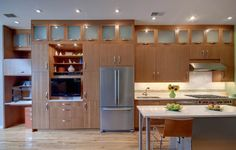 The Importance of Kitchen Recessed Lighting Ideas Installing Recessed Lighting In A Kitchen With Laminate Wood Flooring Design