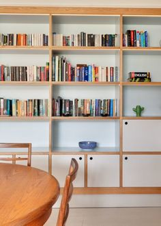 Tv Shelf, Shelves, Kitchen Dining, Kitchen Decor, Book Area, Joinery, Living Spaces, Library Ideas, Interior