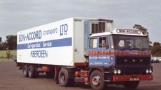 Old Lorries, Old Trucks, Scotland, Transportation, Europe, The Unit, Cars, Classic, Vehicles