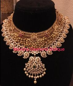 Designer jewelry from India - Are you searching for the best quality indian hand jewelry, gold jewelry indian, plus american indian jewelry online,. CLICK VISIT link above to see Indian Jewelry Earrings, Indian Wedding Jewelry, Hand Jewelry, India Jewelry, Bridal Jewelry, Indian Bridal, Bridal Accessories, Jewelry Art, Gold Jewellery Design