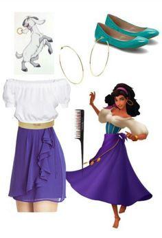 Esmeralda cosplay costume by glimmerwoodiantart on esmeralda solutioingenieria Images