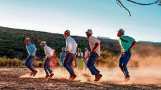 Die Nuwe Graskoue Trappers at Bushmans Kloof Local Events, World Championship, African Women, South Africa, Theatre, Old Things, Couple Photos, People, Folk