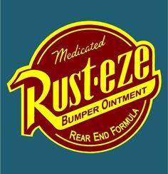 disney cars logos car logos logo images and free printable rh pinterest com cars rust eze logo rust eze logo vector