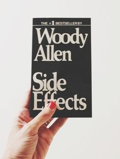 woody allen : side effect
