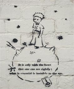"""Antoine de Saint-Exupéry, """"The Little Prince"""" 