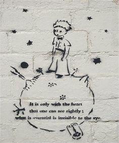 """Antoine de Saint-Exupéry, """"The Little Prince"""""""