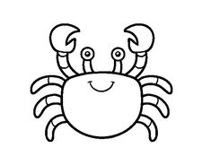good crab coloring pages for a sea crab coloring page 41 mr krabs coloring sheets Coloring Sheets, Coloring Pages, Sea Crab, Best Crabs, Mr Krabs, A Sea, Pre School, Painting, Fictional Characters