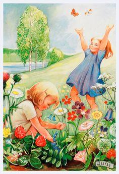 Illustration by Kerstin Frykstrand
