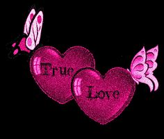 True Love gif - Clip Art Library with butterflies