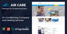 Air Care - Joomla Template for Heating and Air Conditioning Maintenance Services ⠀ Best Joomla Template for Repair Services We know that every business is different, that's why we have done deep research to build each blocks in Air Care, and deliver this specifically to yours Air... ⠀ # #airsupply #carpentry #cmsthemes #handyman #heating #j2store #joomla #joomlabuff #plumbing #remodeling #renovation #services #themeforest #business #onlinestore #airconditioning #corporate #maintenance #resp Commercial Air Conditioning, Air Conditioning Companies, Heating And Air Conditioning, Appliance Sale, Appliance Repair, Crm Tools, Air Care, Joomla Templates, Website Template