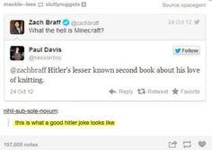 A good Hitler joke