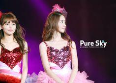 #Yoona #윤아 #ユナ #SNSD #少女時代 #소녀시대 #GirlsGeneration 130609 Girls' Generation World Tour in Seoul puresky0530