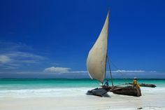 Kiwengwa Beach / Zanzibar