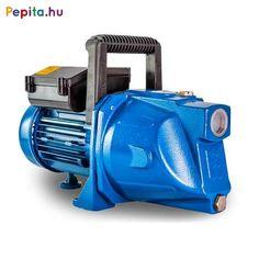 Elpumps által gyártott JPV800 Jet rendszerű szivattyúk tiszta víz, vagy hozzá hasonló tulajdonságokkal rendelkező, nem agresszív és nem éghető folyadékok szállítására alkalmasak. Kiválóan használhatók háztartások ivóvízszükségleteinek és egyéb használati vizének pl. öntözés, locsolás biztosítására.    Előnyei:  A szivattyú konstrukciójából adódóan önfelszívó, csak a szivattyút kell felönteni.  A levegőt automatikusan kitermeli magából, így a szivattyú működése nem áll le.  Az axiál tömítésen… Vacuums, Home Appliances, Modern, House Appliances, Vacuum Cleaners, Appliances