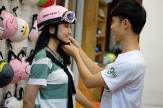 Nón Sơn Thời Trang: Thực hư việc đội mũ bảo hiểm đúng cách