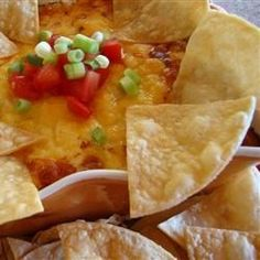 This quick, easy chili cheese dip is a little different from most, and is sure to be a favorite!