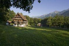 Swiss open-air museum Ballenberg