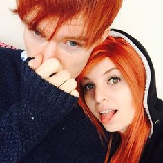 Emma blackberry and luke cutforth dating sim