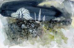 """Standing Stones"" By Paul Steven Bailey"