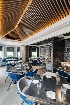 Amazing Japanese Restaurant Interiors