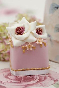 Rachelles Pink Vintage