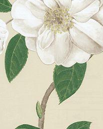 Tapet Christabel Ivory/Cream från Sanderson