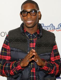 Tinie Tempah is in the same ilk as Labrinth - one of the latest artists that also carries a distinct style with him.