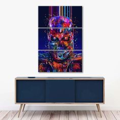 Multi Panel Canvas Wall Art by ElephantStock is printed using High-Quality materials for an elegant finish. We are the specialists in Modern Décor canvas prints and we offer 30 day Money Back Guarantee Artist Canvas, Artist Painting, Artist Art, Canvas Size, Canvas Wall Art, Canvas Prints, Create Canvas, Blues Artists, Indie Art