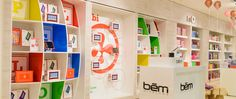 Nabi & bem wireless in-store display @ Selfridges in London by Agent42
