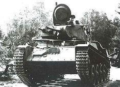 Landsverk L-60 S/II (Strv m/38) Swedish light tank 1930s