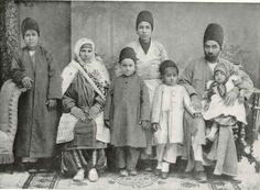 A Zoroastrian Family Teheran 1910 - Zoroastrians in Iran - Wikipedia, the free encyclopedia