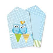 Blue Owl Styling Tags $5.95