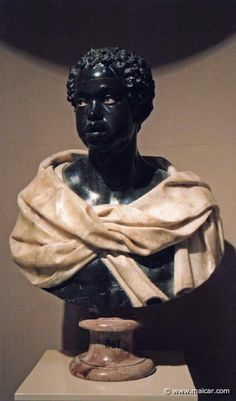 Africans of Ancient Greece: Statue/bust of an African man Black History Facts, Black History Month, Art History, European History, Statues, Black Royalty, African Sculptures, African American History, Ancient Civilizations
