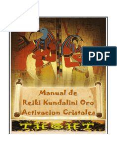 14846650-Reiki-Kundalini-Oro-Cristales.pdf Reiki, Chakras, Baseball Cards, Social, Signs, World, New Age, Spirituality, Libros