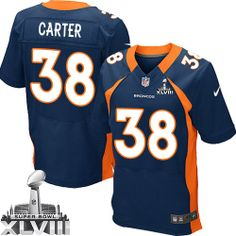 Quinton Carter Elite Jersey-80%OFF Nike Quinton Carter Elite Jersey at Broncos Shop. (Elite Nike Men's Quinton Carter Navy Blue Super Bowl XLVIII Jersey) Denver Broncos Alternate #38 NFL Easy Returns.