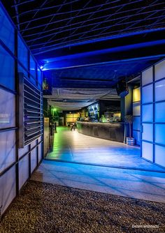 LIQUID CLUB OLOT, Olot, Dezain Architects