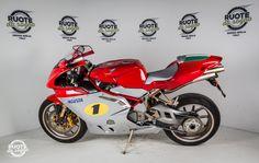 """2004 MV Agusta F4 - 1000 """"Ago"""" Limited Edition"""