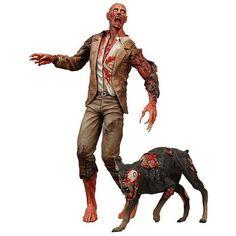 Resident Evil Archives Crimson Zombie Neca Series 3