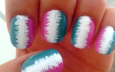 Cute Nail Designs For Parties Get Nails, Love Nails, How To Do Nails, Hair And Nails, Style Nails, Nail Designs Pictures, Cute Nail Designs, Art Pictures, Photos