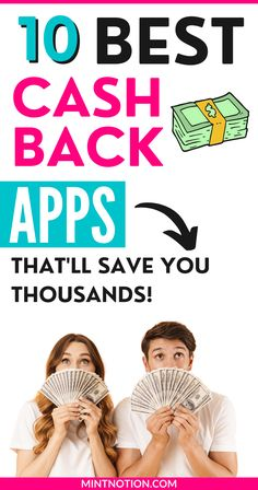 Best cash back apps to save money when shopping. These apps will pay you cash to shop. They are free to use and you can make money with no effort. Ways To Save Money, How To Make Money, Life On A Budget, Debt Free Living, Paying Off Student Loans, Create A Budget, Frugal Living Tips, Love Your Life, Money Management