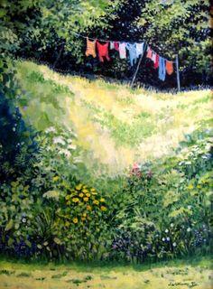 Yen's Garden,  by Joy Williams