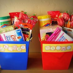 Cute first day of school gift idea for your child's teacher!