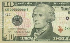 Alexander Hamilton, America's Sweet Prince of the Pocket | The Definitive Ranking Of Men On U.S. Currency By Hotness