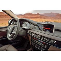 The 2016 BMW is still a touchstone for many car makers producing their SUVs. This German sport utility vehicle can show real driving quality both off-road and on-road. Bmw X5 2014, 2017 Bmw, Bmw Lease, New Upcoming Cars, Bmw Interior, Interior Design, Bmw Suv, Bmw X5 M, Pickup Trucks