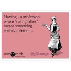 Nursing humor www.facebook.com/HealthWithJHoward