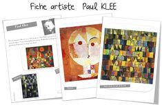 Paul Klee et l'alphabet | Bout de Gomme