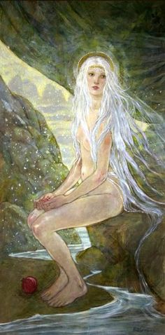 Persephone by Rebecca Guay (1970)