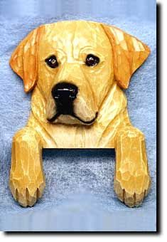 Labrador Retriever topper