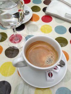 Coffee again.