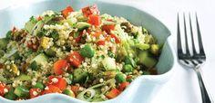 Quinoa Spring Salad | Dreena's Vegan Recipes